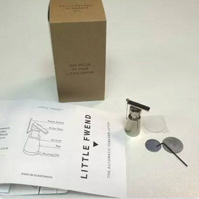 Little Fwend Extra High Tonearm Lift package
