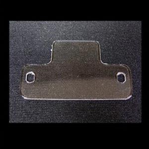 Thorens Plastic afdekplaatje stroboscoop - 7003