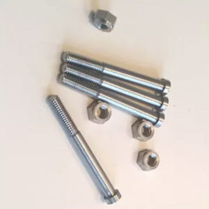 Thorens TD-124 set motor screws