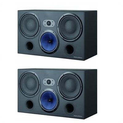 B&W CT7.3 LCRS - Black - pair (occ)